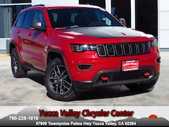 New 2018 Jeep Grand Cherokee TRAILHAWK 4X4 Sport Utility in Yucca Valley