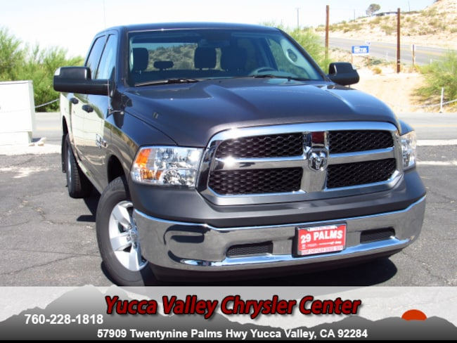 New 2018 Ram 1500 TRADESMAN CREW CAB 4X2 5'7 BOX Crew Cab in Yucca Valley