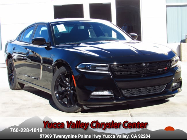 New 2018 Dodge Charger R/T RWD Sedan in Yucca Valley