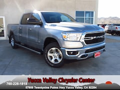 New 2019 Ram 1500 BIG HORN / LONE STAR CREW CAB 4X4 6'4 BOX Crew Cab in Yucca Valley