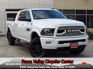 New 2018 Ram 2500 LARAMIE MEGA CAB 4X4 6'4 BOX Mega Cab in Yucca Valley