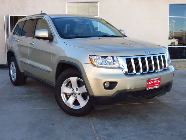 Used 2011 Jeep Grand Cherokee Laredo SUV in Yucca Valley