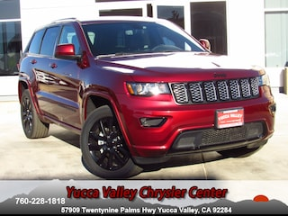 New 2018 Jeep Grand Cherokee ALTITUDE 4X4 Sport Utility in Yucca Valley