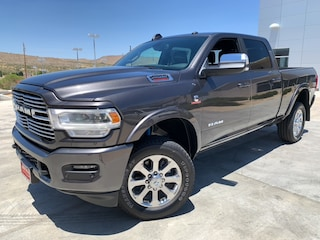 New 2019 Ram 2500 LARAMIE CREW CAB 4X4 6'4 BOX Crew Cab in Yucca Valley
