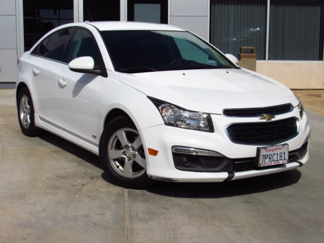 Used 2016 Chevrolet Cruze Limited 1LT Manual Sedan in Yucca Valley