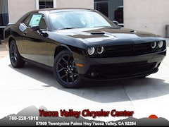 New 2019 Dodge Challenger SXT Coupe in Yucca Valley