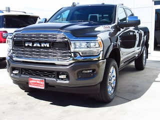 New 2019 Ram 3500 LIMITED CREW CAB 4X4 6'4 BOX Crew Cab in Yucca Valley
