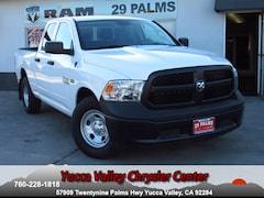 New 2018 Ram 1500 TRADESMAN QUAD CAB 4X2 6'4 BOX Quad Cab in Yucca Valley