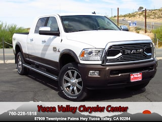 New 2018 Ram 2500 LARAMIE LONGHORN MEGA CAB 4X4 6'4 BOX Mega Cab in Yucca Valley