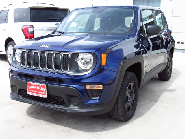 2019 Jeep Renegade Sport Utility