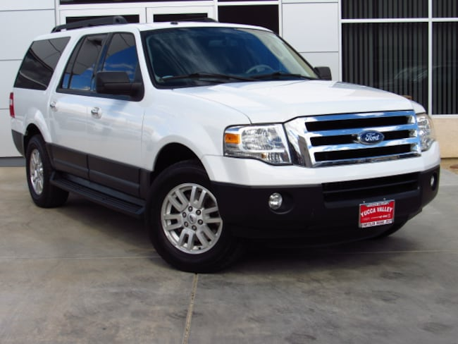 Used 2011 Ford Expedition EL SUV in Yucca Valley