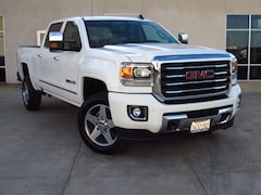 Used 2016 GMC Sierra 2500HD SLT 4X4 Truck Crew Cab in Yucca Valley