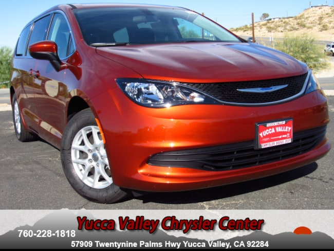 New 2018 Chrysler Pacifica LX Passenger Van in Yucca Valley