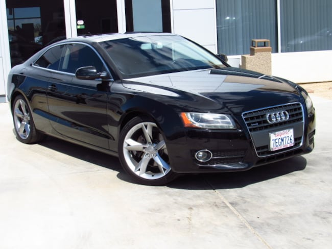 Used 2011 Audi A5 2.0T Premium Coupe in Yucca Valley