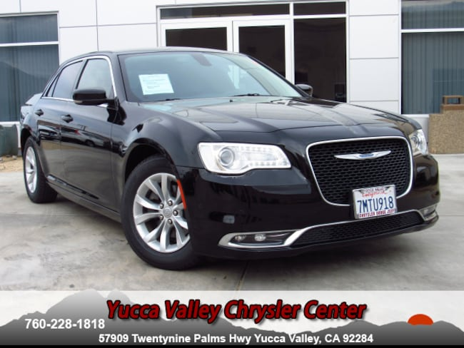 Used 2015 Chrysler 300 Limited Sedan in Yucca Valley