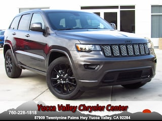 New 2018 Jeep Grand Cherokee ALTITUDE 4X2 Sport Utility in Yucca Valley