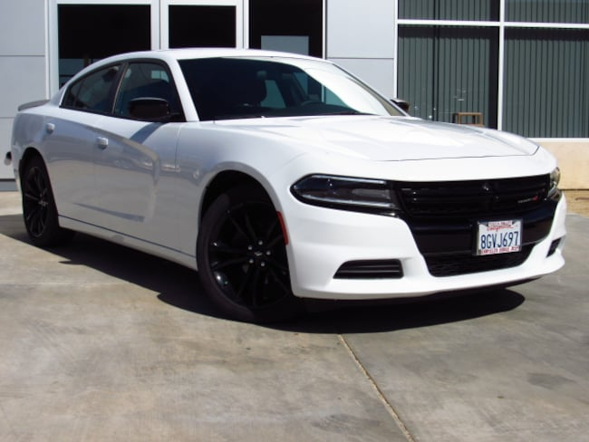 Used 2018 Dodge Charger SXT Blacktop Sedan in Yucca Valley