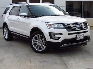 Used 2017 Ford Explorer Limited 4X4 SUV in Yucca Valley