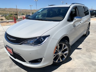 New 2019 Chrysler Pacifica LIMITED Passenger Van in Yucca Valley