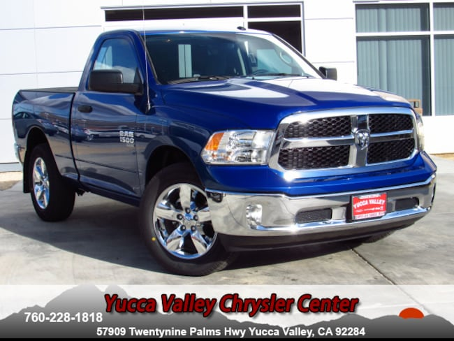 New 2019 Ram 1500 CLASSIC TRADESMAN REGULAR CAB 4X2 6'4 BOX Regular Cab in Yucca Valley