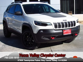 New 2019 Jeep Cherokee TRAILHAWK 4X4 Sport Utility in Yucca Valley