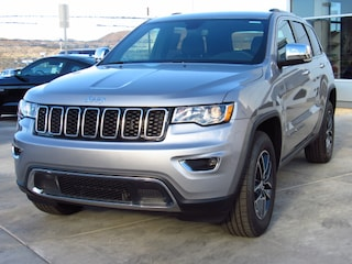 New 2018 Jeep Grand Cherokee LIMITED 4X2 Sport Utility in Yucca Valley