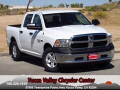 New 2018 Ram 1500 TRADESMAN CREW CAB 4X2 5'7 BOX Crew Cab in Yucca Valley