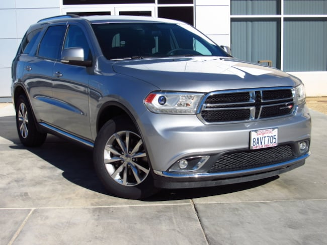 Used 2015 Dodge Durango Limited SUV in Yucca Valley