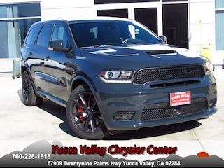 New 2018 Dodge Durango SRT AWD Sport Utility in Yucca Valley