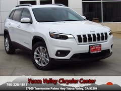 New 2019 Jeep Cherokee LATITUDE FWD Sport Utility in Yucca Valley