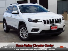 New 2019 Jeep Cherokee LATITUDE 4X4 Sport Utility in Yucca Valley