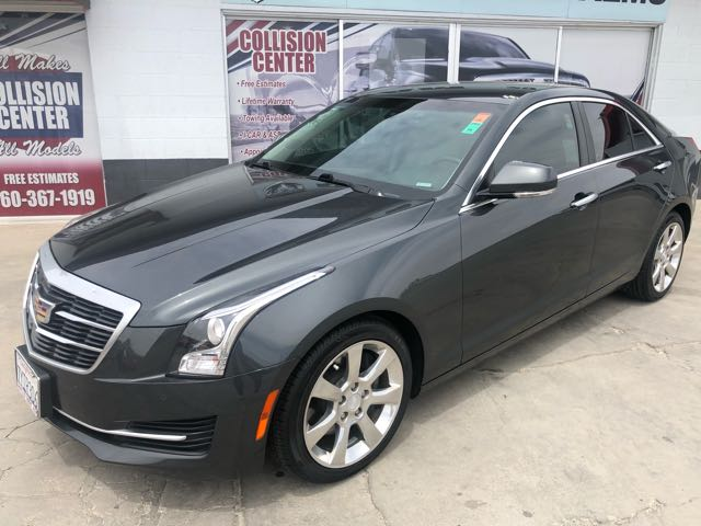 Used 2016 CADILLAC ATS 2.0L Turbo Luxury Collection Sedan in Yucca Valley