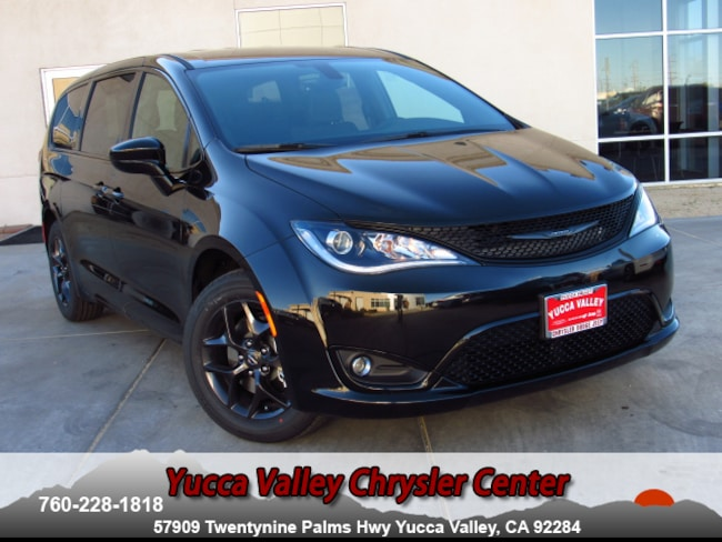 New 2019 Chrysler Pacifica TOURING PLUS Passenger Van in Yucca Valley