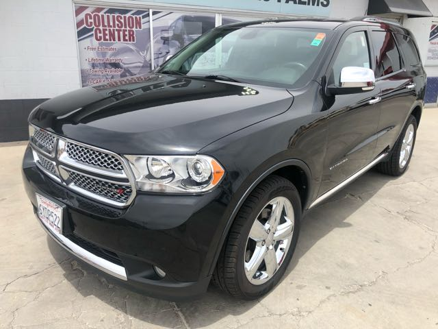 Used 2013 Dodge Durango Citadel AWD SUV in Yucca Valley