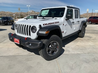 New 2020 Jeep Gladiator RUBICON 4X4 Crew Cab in Yucca Valley