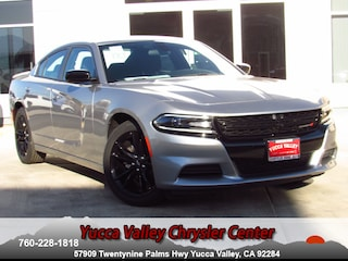 New 2018 Dodge Charger SXT RWD Sedan in Yucca Valley