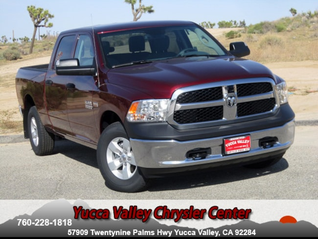 New 2018 Ram 1500 ST 4X4 Crew Cab in Yucca Valley