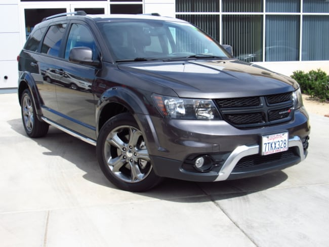 Used 2016 Dodge Journey Crossroad SUV in Yucca Valley