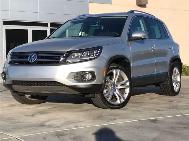 Used 2016 Volkswagen Tiguan 2.0T SUV in Yucca Valley