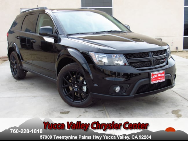 New 2019 Dodge Journey SE Sport Utility in Yucca Valley