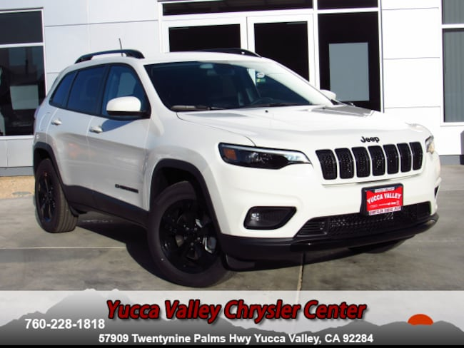 New 2019 Jeep Cherokee ALTITUDE 4X4 Sport Utility in Yucca Valley