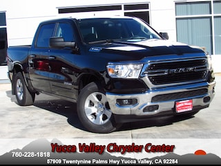 New 2019 Ram 1500 BIG HORN / LONE STAR CREW CAB 4X2 5'7 BOX Crew Cab in Yucca Valley