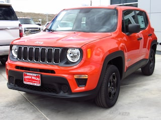 New 2019 Jeep Renegade SPORT 4X4 Sport Utility in Yucca Valley