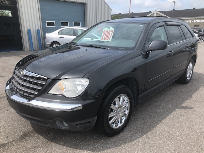 2007 Chrysler Pacifica Touring  7Passagers    Cuir  Mag  Chrome  V6 4.0Li Wagon