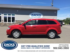 Used 2017 Dodge Journey CVP/SE SUV in Truro, NS