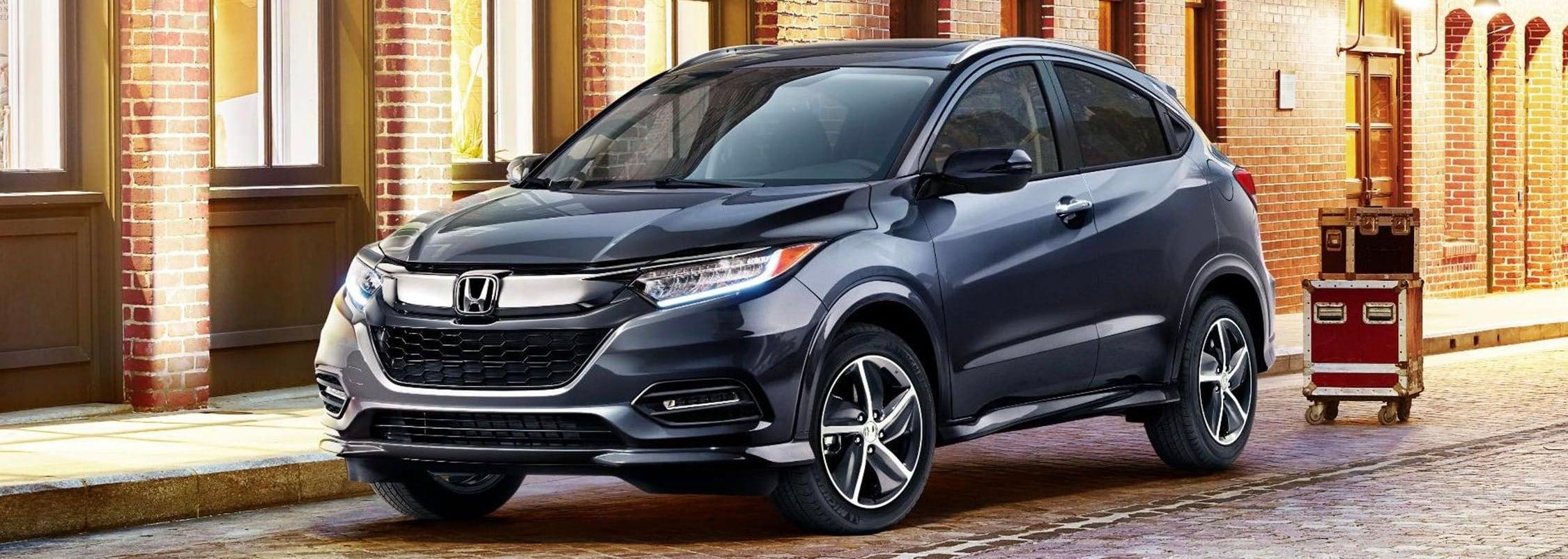 Used Honda Hrv >> 2019 Honda Hrv Review Stockton Honda New Used Cars For Sale