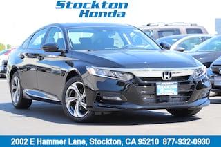 New 2019 Honda Accord EX-L 2.0T Sedan for sale in Stockton, CA at Stockton Honda