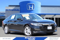 Used 2018 Honda Accord LX Sedan for sale in Stockton, CA at Stockton Honda
