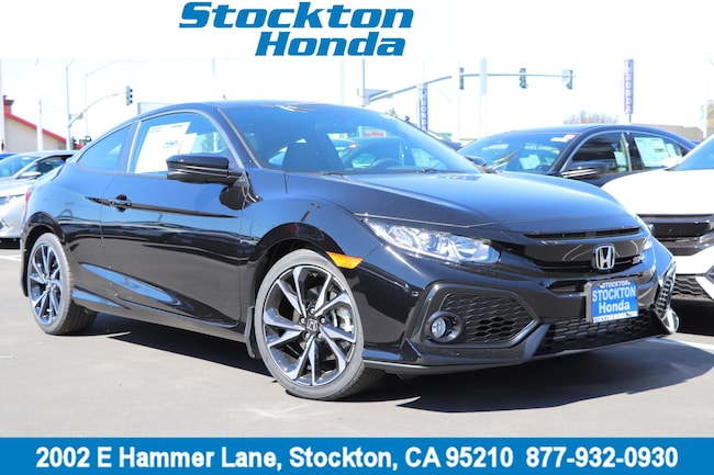 New 2019 Honda Civic Si Coupe for sale in Stockton, CA at Stockton Honda