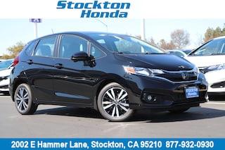 New 2019 Honda Fit EX Hatchback for sale in Stockton, CA at Stockton Honda